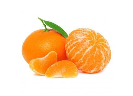 Mandarine Clemenules, cagette de 19 kg.