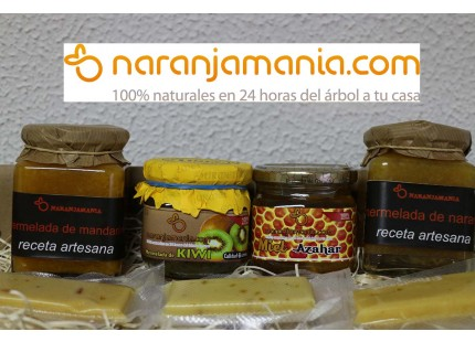 Shopping de Noël Naranjamania nº 1