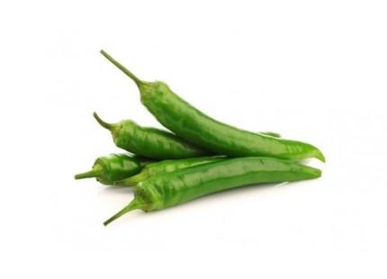Poivron vert chaud 1kg ✔