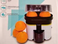 Presse-fruits orange